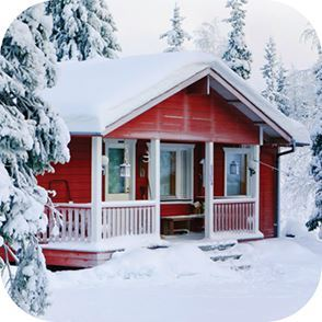 Picture of Envelope Sealers - Snow Home