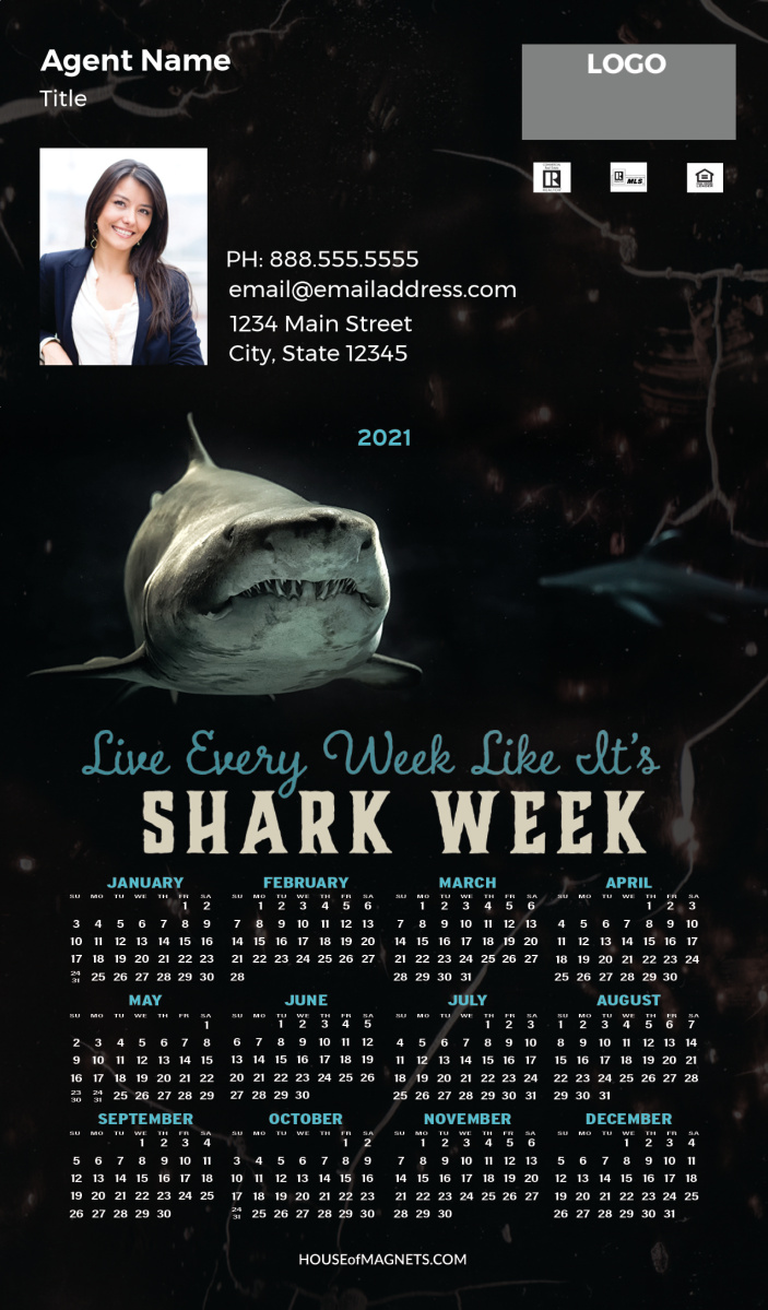 Shark Week | House of Magnets